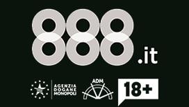 888 uno dei Casino Online AAMS ADM